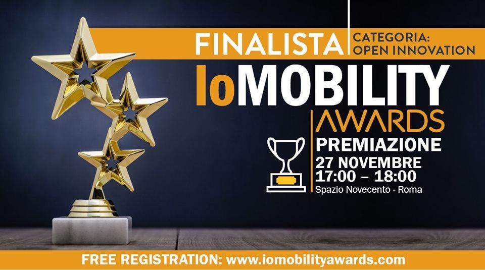 "Tiassisto24 partner di CSM360, finalista al ""IoMOBILITY AWARDS"""