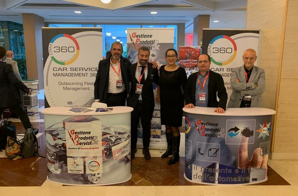 Partnership con Gps Motori